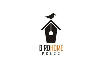 Bird #Home #Press #Logo<<< repinned by www.BlickeDeeler.de