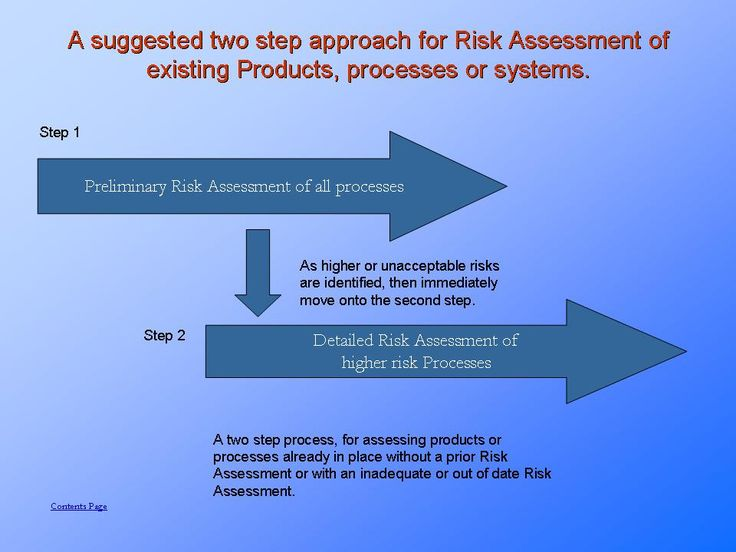 Risk Assessment And Control Is A Key Considerarion In Achieving