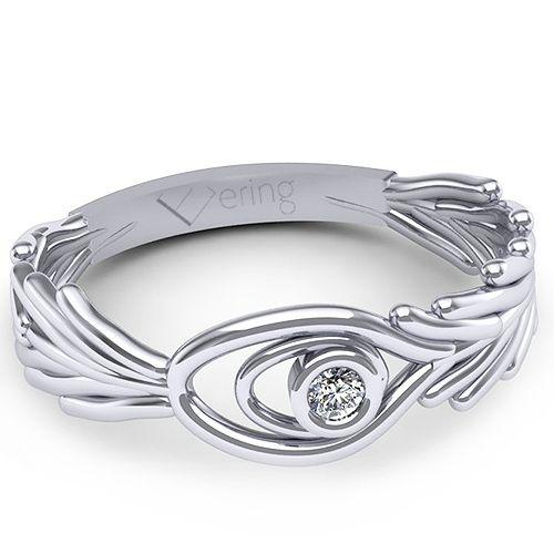 Inel logodna L137ADI cu diamante