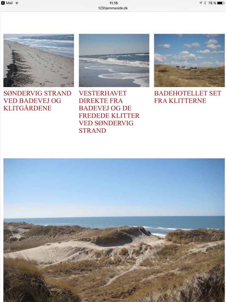 Holmsland Klit  Vesterhavet Heraklit House