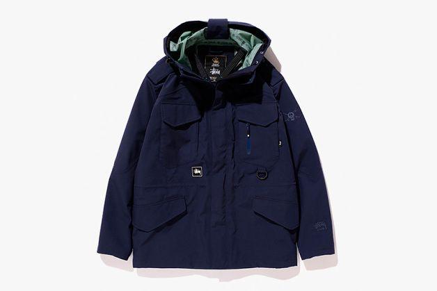Stussy x GORE-TEX M-65 Field Jacket