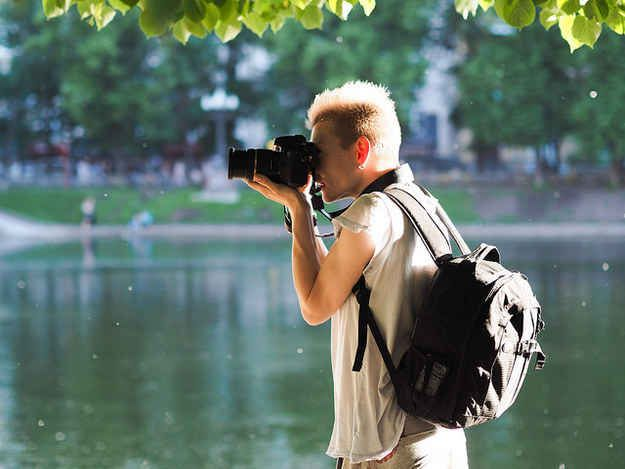 13 Perfect Jobs For People Who Would Rather Travel The World --- Unleash your inner shutterbug and become a travel photographer.