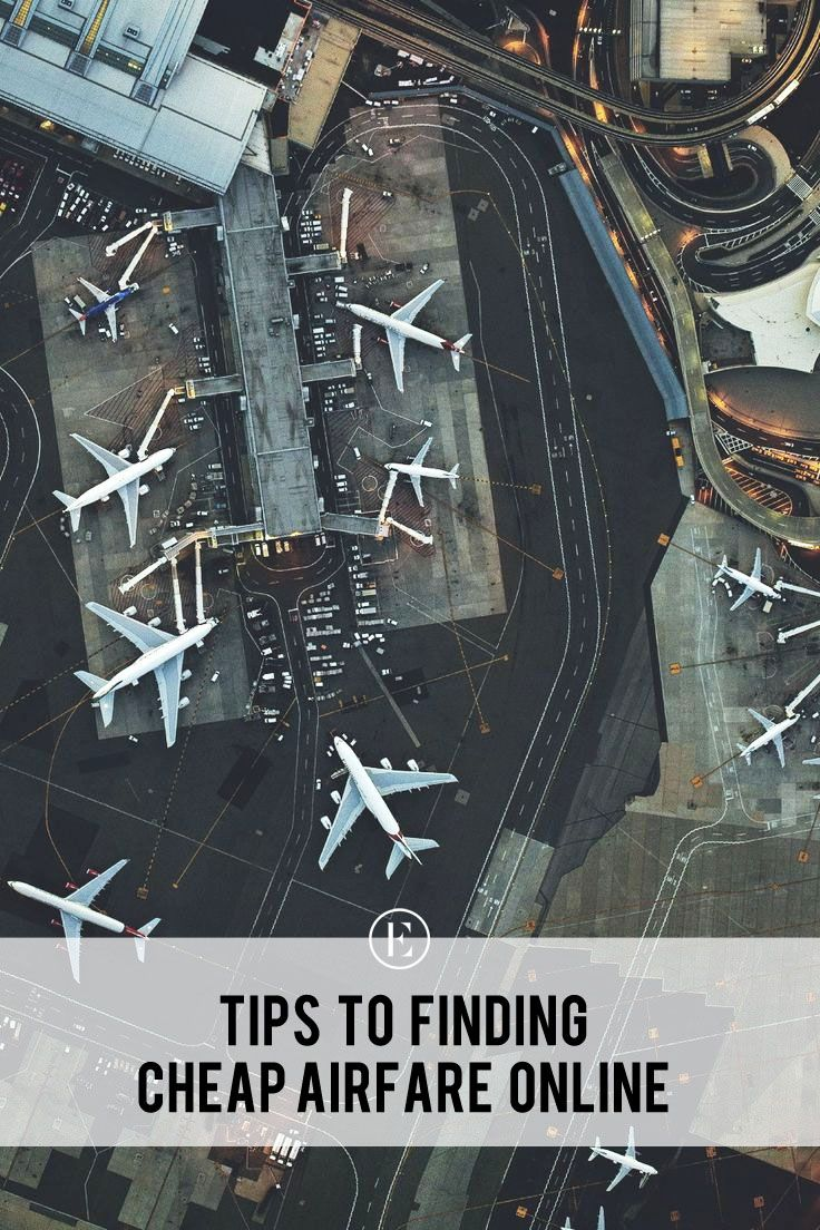 travel tips finding cheap airfare