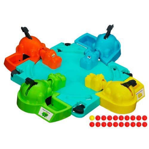 Hungry Hungry Hippos $18.50 (save $3.49) + Free Shipping