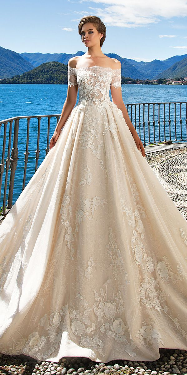 24 Milla Nova Wedding Dresses 2017 ❤ See more: http://www.weddingforward.com/milla-nova-wedding-dresses-2017/ #wedding #dresses