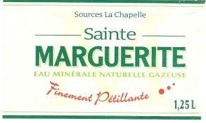 Les sources d'Auvergne: Ste Marguerite