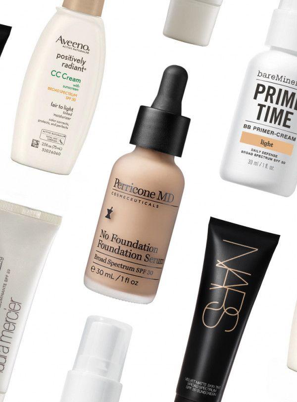 Best Face Makeup - Light Foundation Alternatives