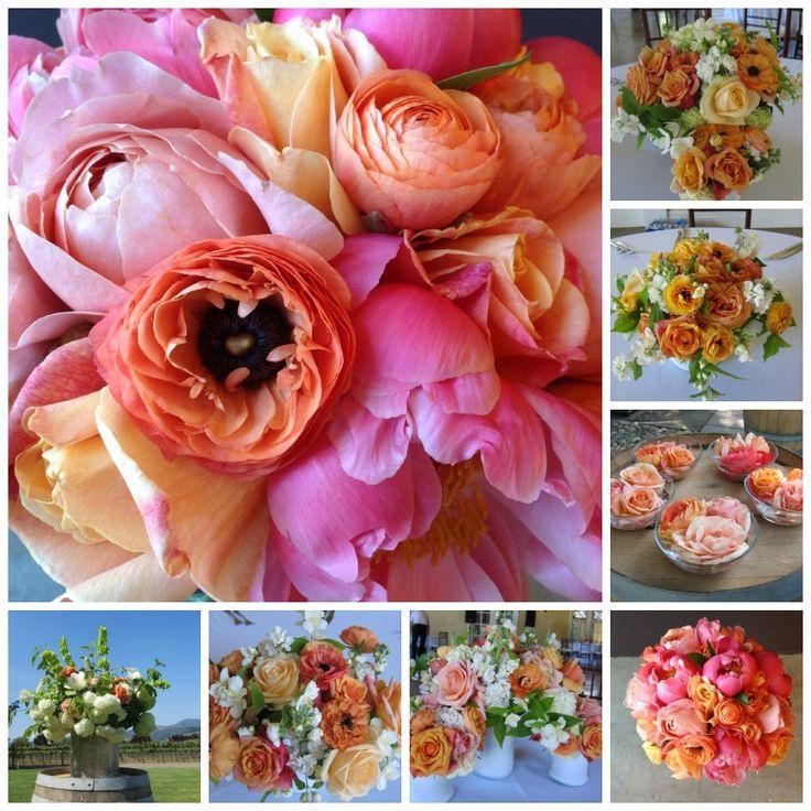 April 21, 2013 - www.DragonflyFloral.com - #trentaduewedding #dragonflyfloral #winecountrywedding