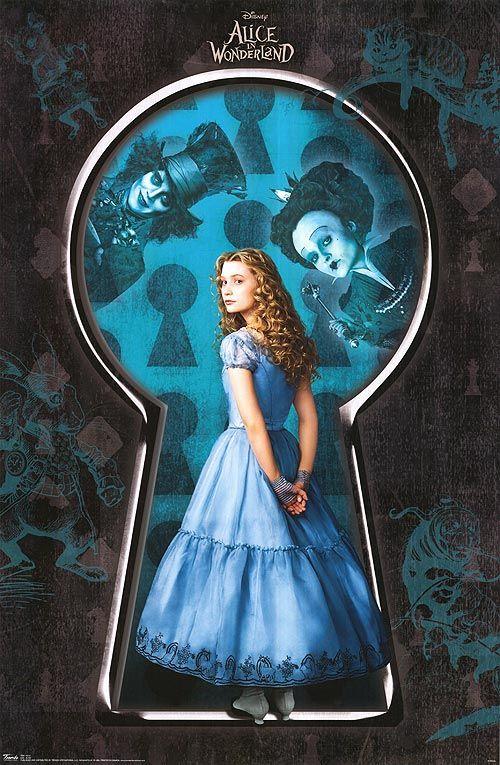 Alice In Wonderland Notable Movies Pinterest Alice
