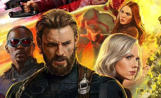A Love Letter to Chris Evans' Captain America Beard, Which Is Dark and Full of Secrets