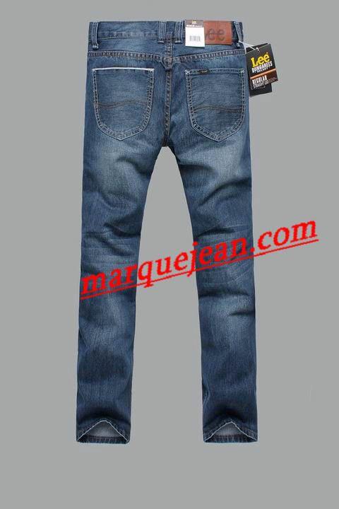 Vendre Jeans Lee Homme H0036 Pas Cher En Ligne.