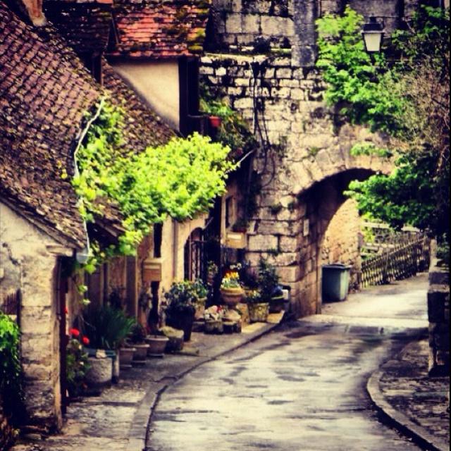 Rocamadour, France. 2010