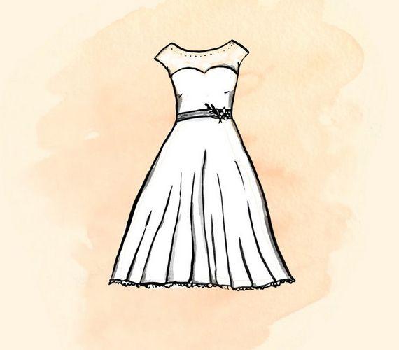 Koktél+fazon  A+koktél-+vagy+tearuha+egy+rövid,+A-vonalú+esküvői+fazon,+melynek+szoknyája+rendszerint+a+térd+környékén+végződik.