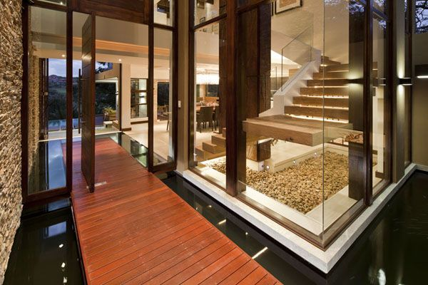 South African dream house in Zimbali forest estate
