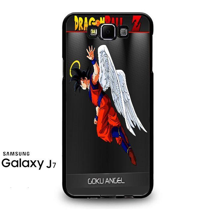 Dragon Ball Z Goku Angel Samsung Galaxy J7 Prime Case