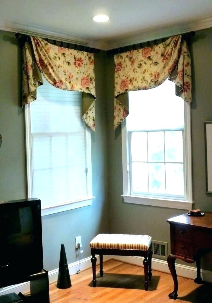 Window Treatments For Wide Short Windows Tall Window Curtains For