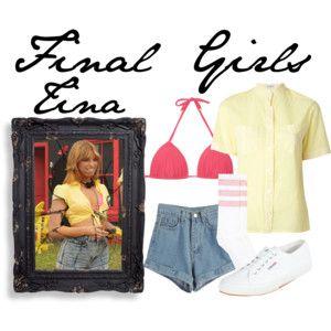Final Girls #FinalGirls #AngelaTrimbur #Tina
