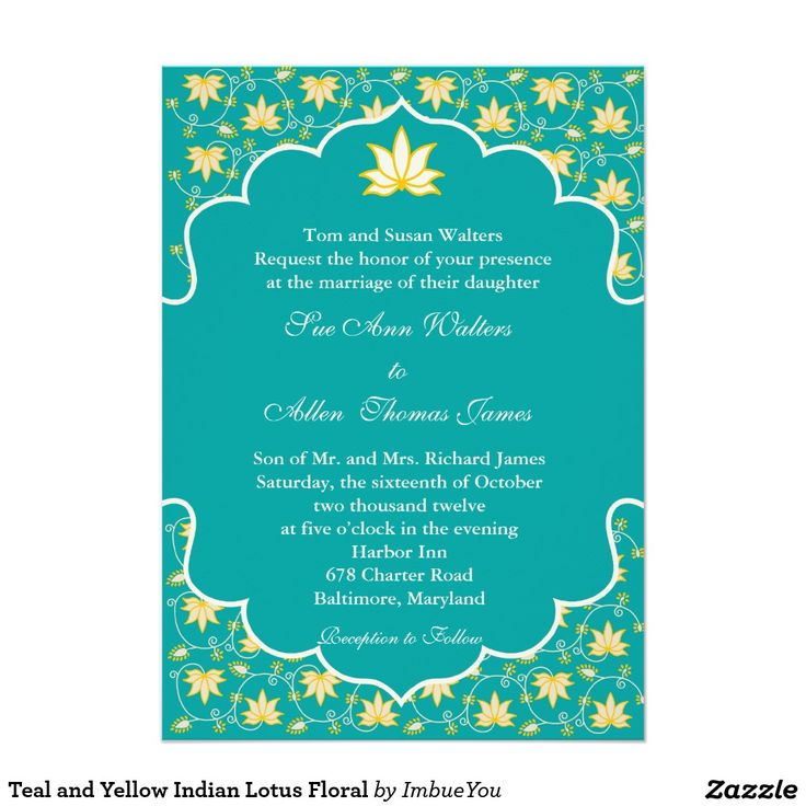 11 Best Images About Turquoise Yellow Wedding On Pinterest