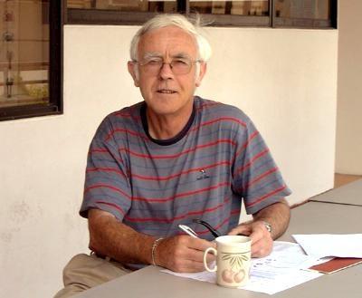 ColinMcLay a Senior Citizen