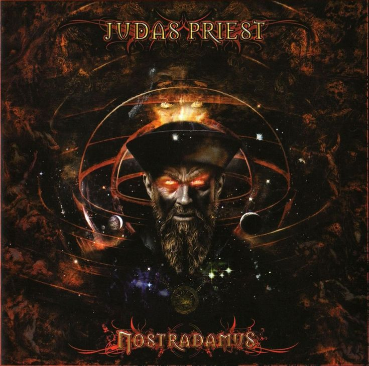 Judas Priest  | Judas Priest – Nostradamus |