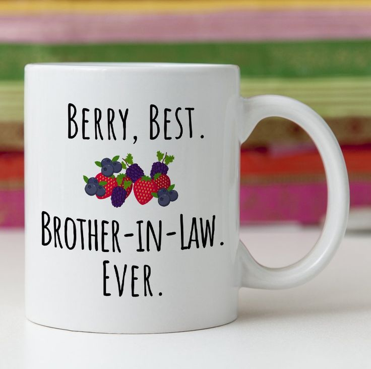 Brother in law giftbrother in law mugnew brother in law