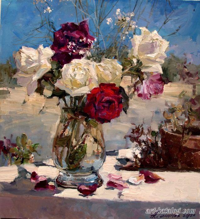 Галимов Азат- розы под солнцем