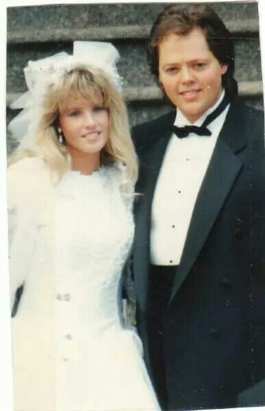 Pictures of jimmy osmond wedding