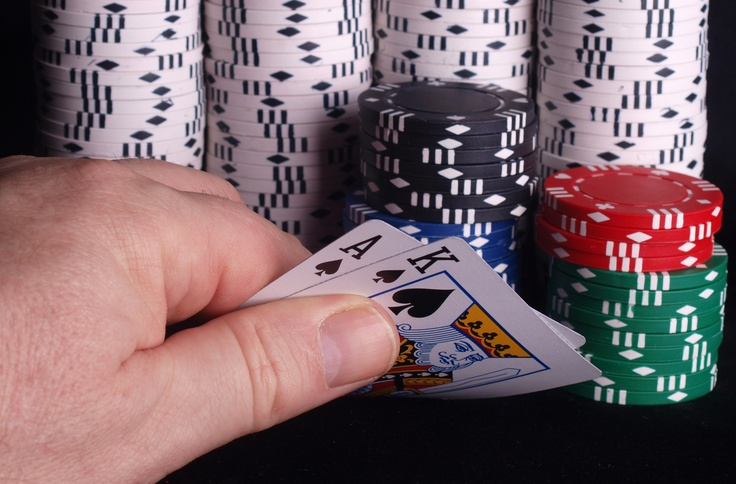 Poker cartes cards jetons casino roi as jeux game