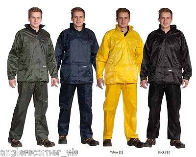 Jacket and Pants Sets 179981: Ocean Leisure Suit Jacket And Trousers Windproof And Waterproof 40-54 Fishing -> BUY IT NOW ONLY: $30.01 on eBay!
