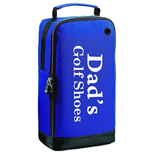 UK Golf Gear - iClobber Dad's Golf Shoes Sports Shoe Accessory Bag