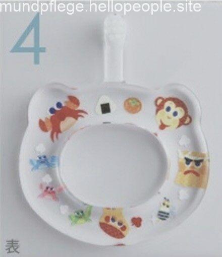 HAMICO Nette Transparente Zähne 3 stücke Dental Oral Care Baby zahnbürste aus…