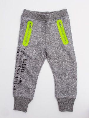 Grey Sweatpants by Diesel - ShopKitson.com