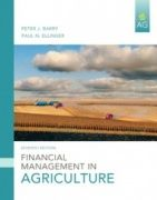 introduces students to modern concepts and tools of finance, developed and applied to the agricultural sector. Using case studies, practical problems, and a lucid presentation, the text focuses on planning, analyzing, and controlling business performance in agriculture and related financial markets.
