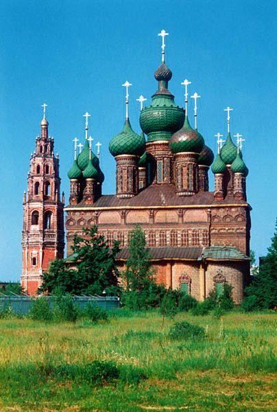 Yaroslavl church of John Baptist