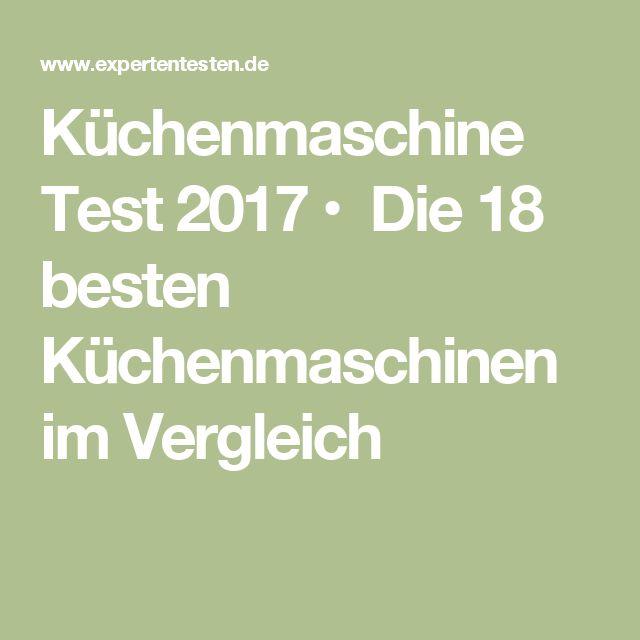 17 beste ideer om Küchenmaschine Test på Pinterest Thermomix - bosch mum4655eu küchenmaschine