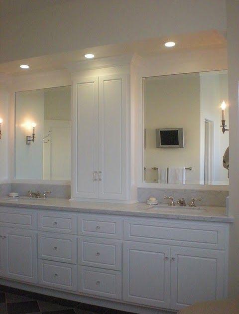 Vanity Towers Take Bathroom Storage To New Heights House