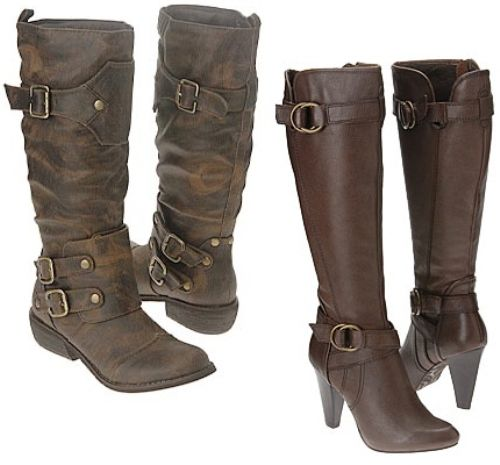 Various Trendy Boots 2013 for Women