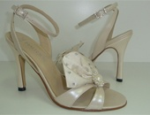 Style WS059 - Mallouk Shoes create custom, hand-made shoes and matching handbags.