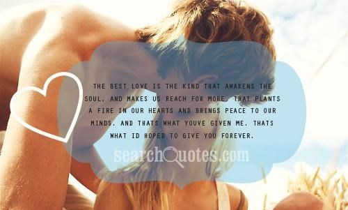 Forever Kind Of Love Quotes: 17 Best Images About Quote Of The Day. On Pinterest