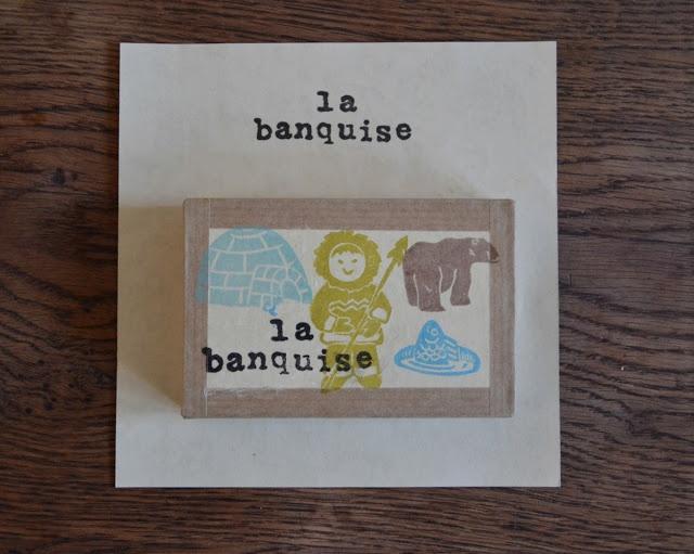 """La Fabutineuse: Sur la banquise """"Nanouk l'esquimau"""""""