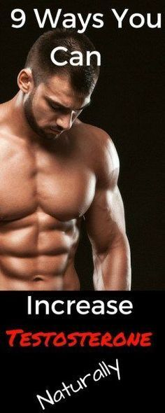 9 ways to increase your testosterone levels naturally || www.unbreakablehealthperformance.com