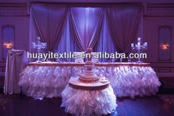 Want this table skirt