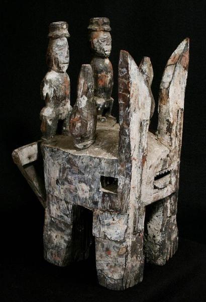 Urhobo sculpture, Nigeria