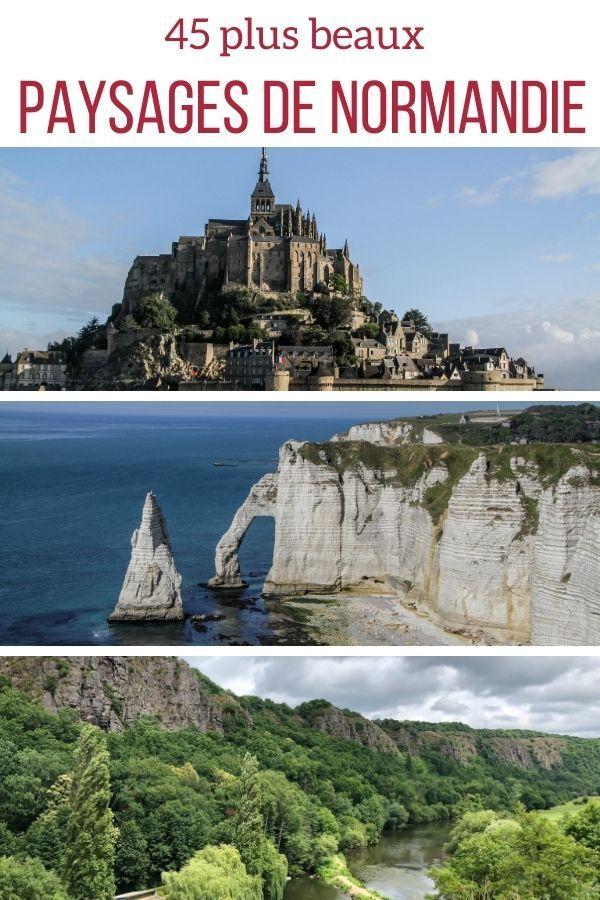 Les Plus Beaux Paysages De Normandie En 45 Photos Paysage Normand Les Plus Beaux Paysages Beau Paysage
