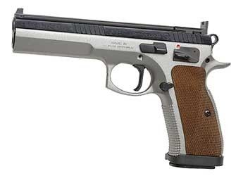 CZ USA 91172 CZ 75 Tactical Sport Pistol 9mm 5.4in 20rd Two Tone for sale at Tombstone Tactical.