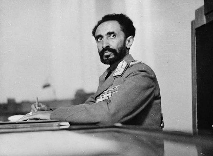 In 1941, Ethiopian Emperor Haile Selassie returned to Addis Ababa after the Italians were driven out with the help of Allied forces.