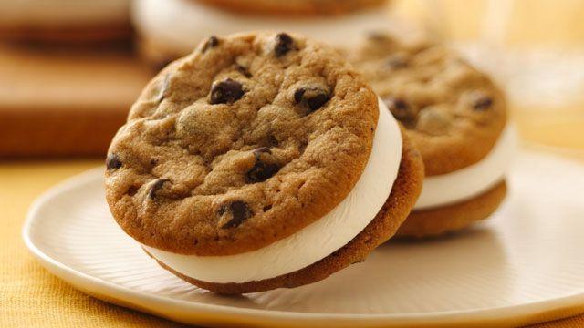 Smore Sandwich Cookies
