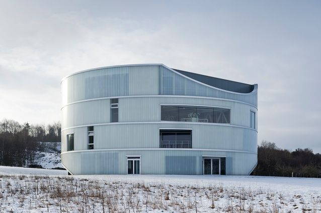 The House of Natural Science by Nord Architects.