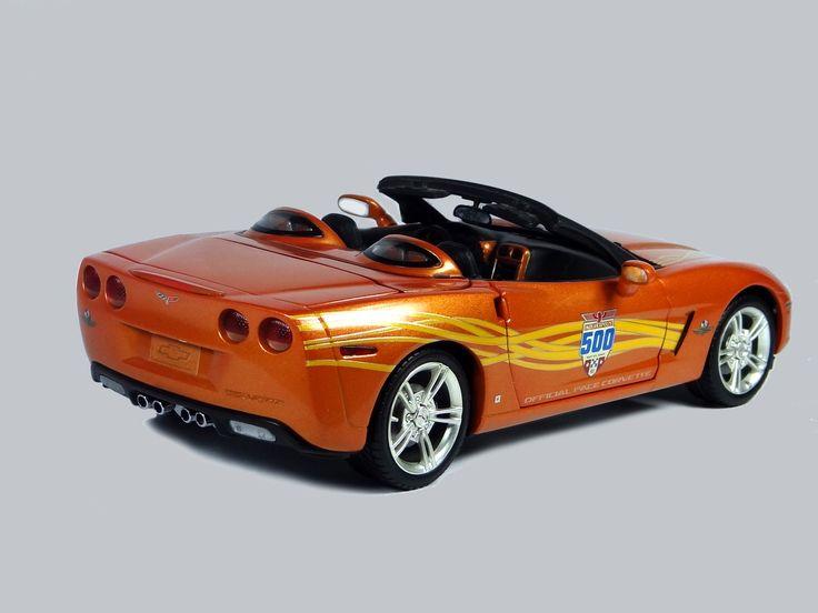 2007 Corvette pace Indy 500