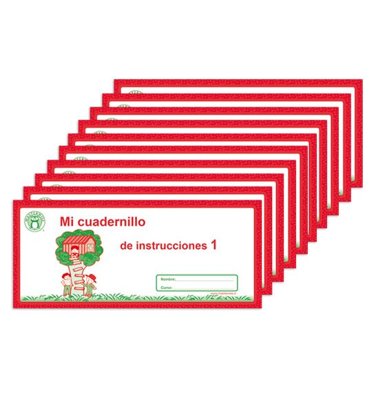 Pack Cuadernillo Instrucciones 1 -> http://www.masterwise.cl/productos/621-habilidades-cognitivas/1813-pack-cuadernillo-instrucciones-1
